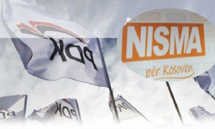NISMA: PDK ka keqpërdorur gatishmërinë e Limajt për koalicion