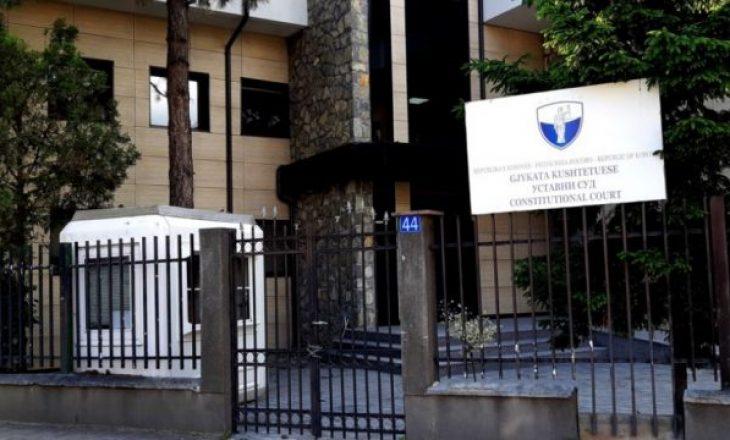 Gjykata Kushtetuese publikon vendimin e plotë për votën e Etem Arifajt që dërgoi vendin në zgjedhje