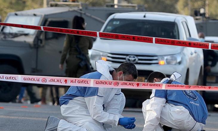 Oficeri izraelit qëllon një palestinez për vdekje