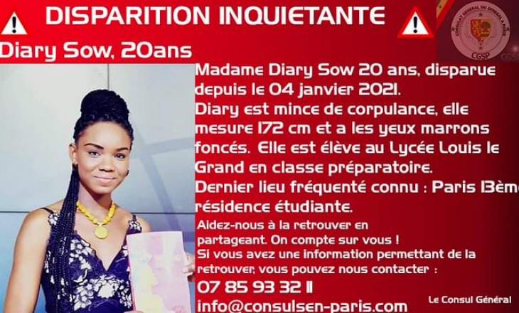 Zhduket në Francë studentja e talentuar e Senegalit