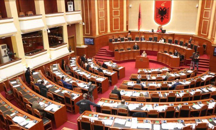 Thirret seancë e jashtëzakonshme në Kuvendin e Shqipërisë