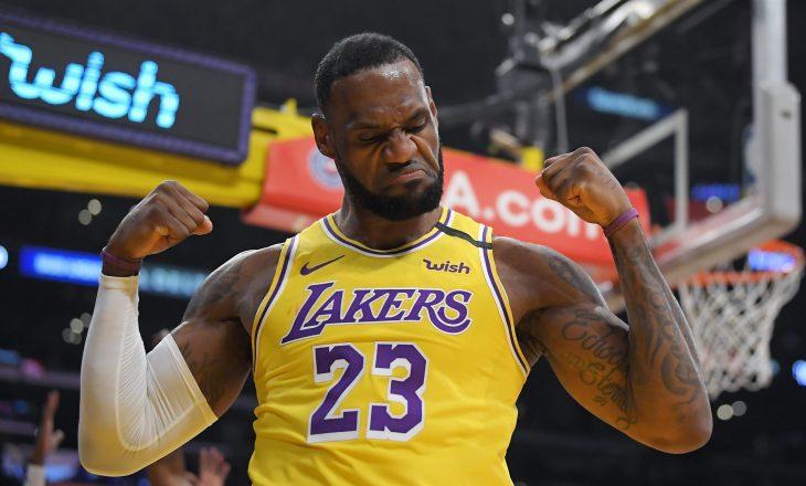Lakers arrinë fitore të vështirë