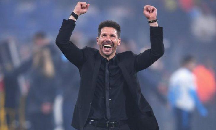 Dominimi i Atletico Madridit në këtë sezon
