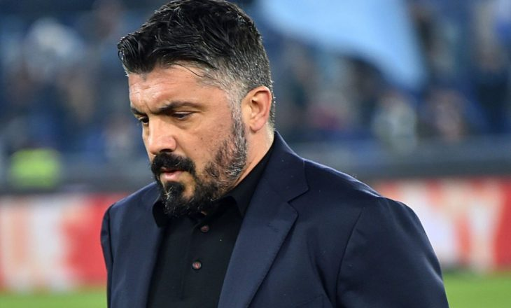 Napoli me ultimatum ndaj Gattuso-s