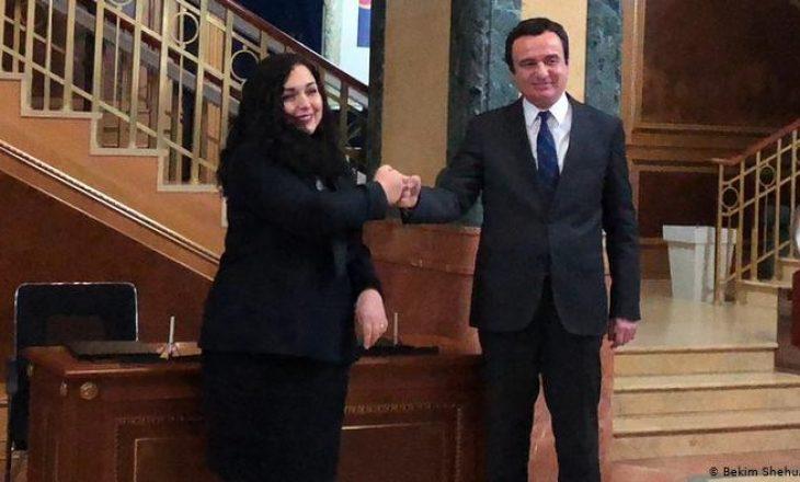 """Shtatë gra e shtatë burra në listën për deputetë të iniciativës """"Guxo"""" brenda Vetëvendosjes"""