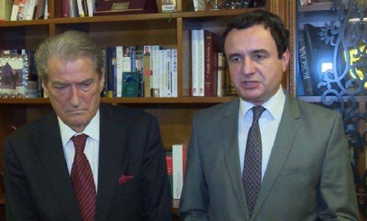 Berisha: Albin Kurti kishte të drejtë të testohet nga qytetarët