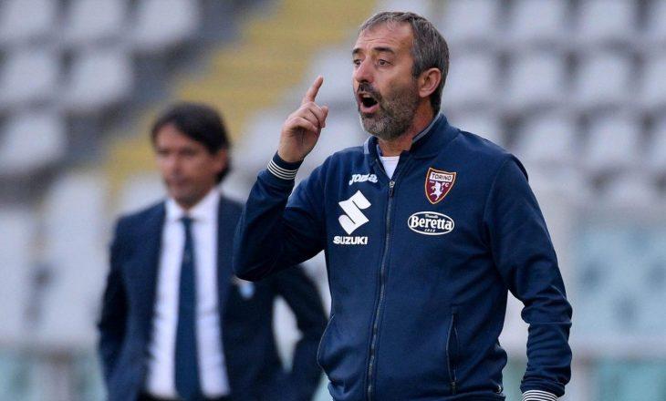 SportMediaset: Torino shkarkon trajnerin Giampaolo