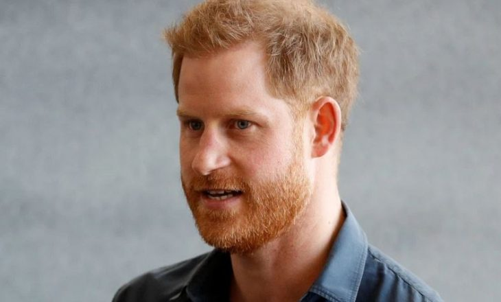 Princ Harry fajëson mediat sociale për trazirat në Capitol Hill