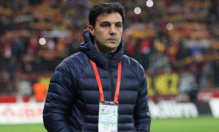 Fc Shkupi zyrtarizon trajnerin turk në pankinë