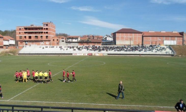 Drenica përforcohet me dy futbollistë