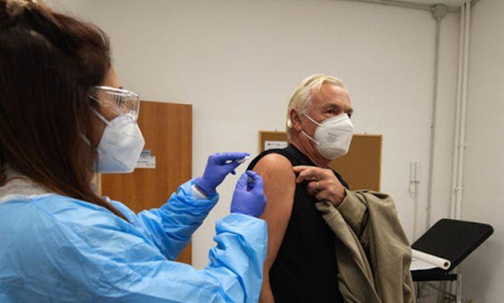 Problemet e vaksinimit në Bashkimin Evropian