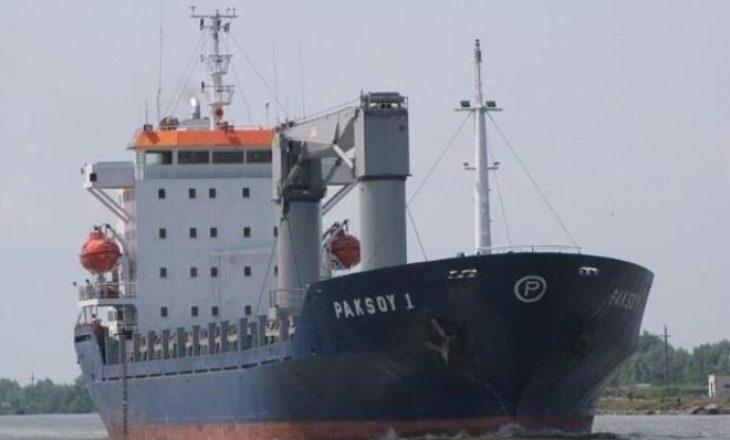Piratët sulmojnë anijet turke, marrin peng 15 marinarë
