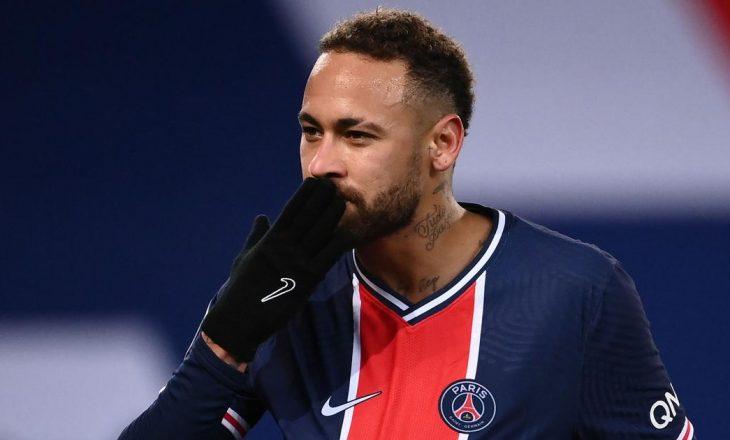 100 ndeshjet e Neymar-it tek PSG