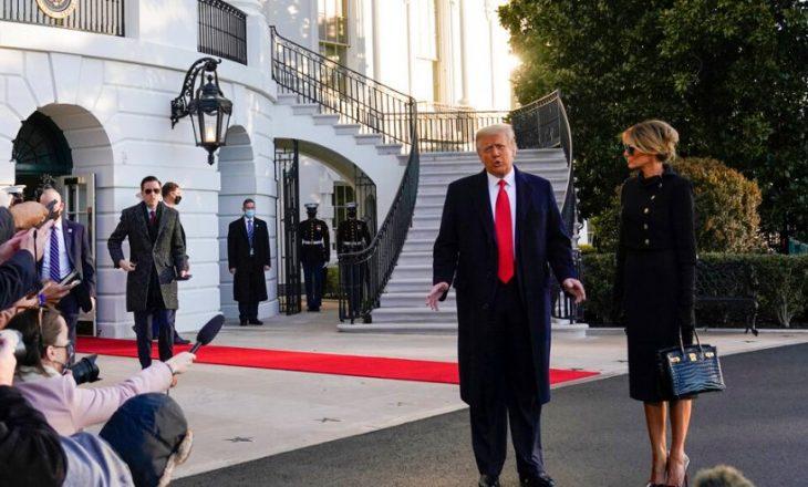 Trump respekton traditën, i lë një shënim Biden-it