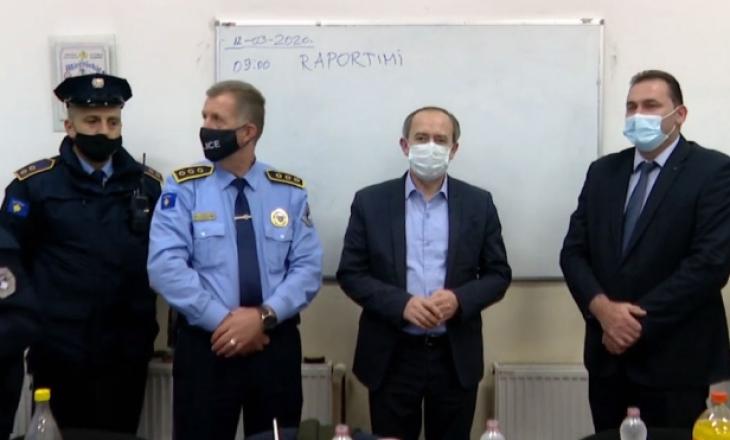 Vitin e Ri 2020 Hoti e pret me Policinë e Kosovës në Rahovec