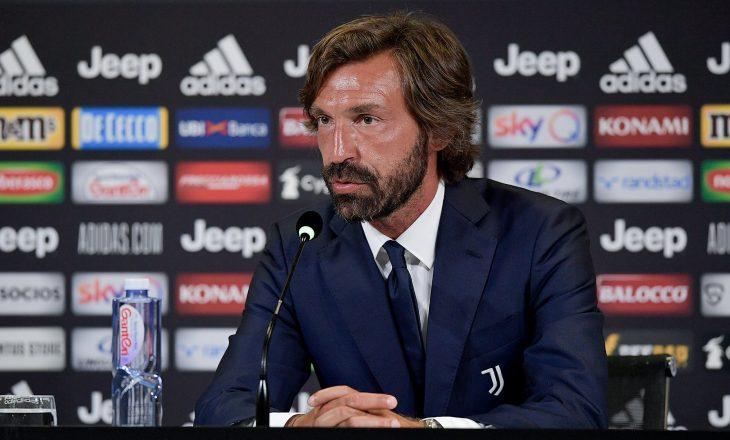 Pirlo para derbit me Inter-in: Do të shikoj një Inter agresiv