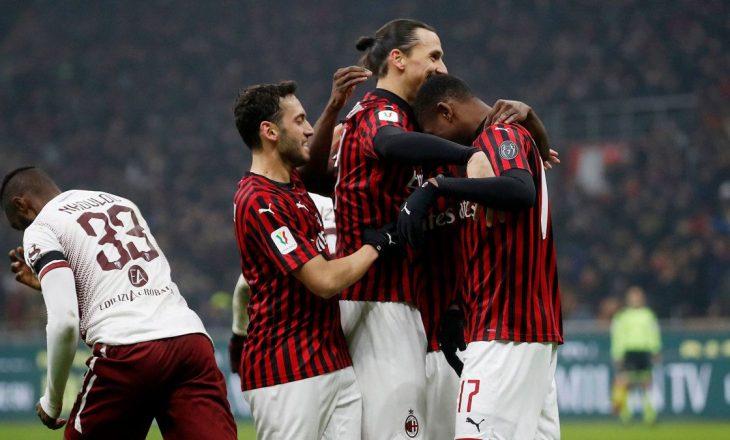 Milan fillon kontaktet me senzacionin e EURO 2020