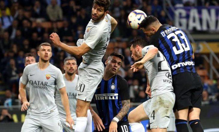 Sot derbi i Serie A-së, Roma vs Inter