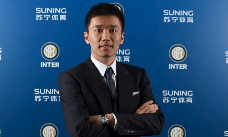 Pronarët kinez mendojnë të nxjerrin në shitje Inter-in