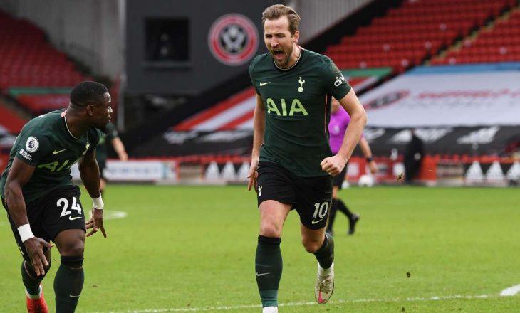Harry Kane i lënduar, mund të mungojë ndaj Shqipërisë në mars