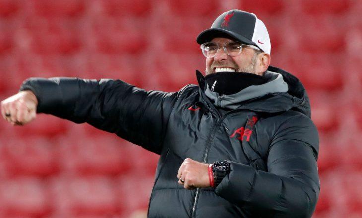 Klopp: Van Dijk-ut i duhet akoma kohë për rikuperim nga lëndimi