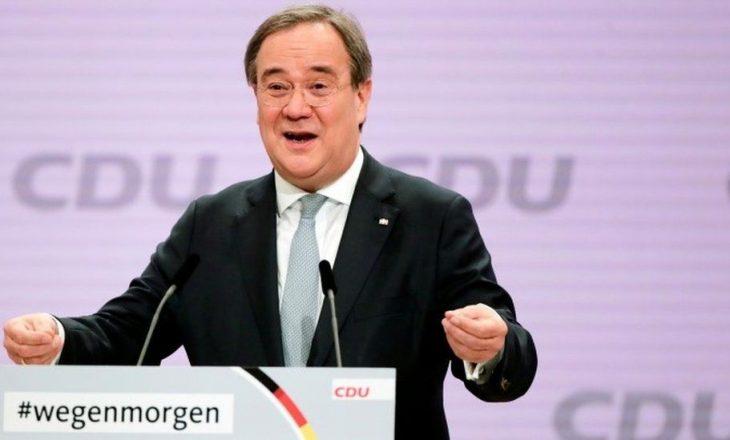 Zgjedhet lideri i ri i partisë së Angela Merkel