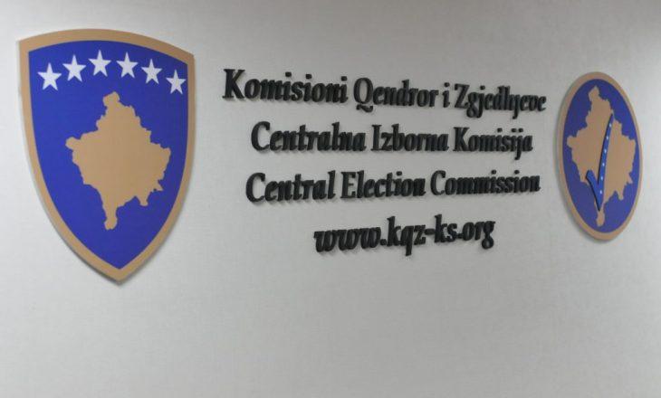 KQZ aprovon mbi 101 mijë aplikacione për votim jashtë vendit.