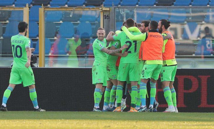 Serie A: Lazio mposht Atalantën – rezulatet e së dielës