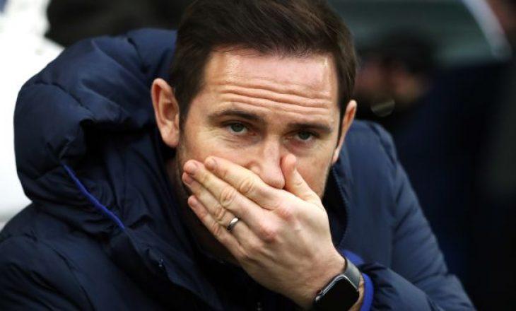 Lampard shprehet i zhgënjyer me vendimin për shkarkimin e tij