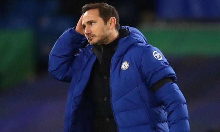 E ardhmja e Lampard-it tek Chelsea nuk është më e sigurt
