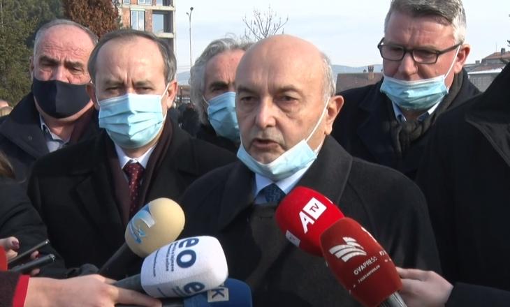 Mustafa drejtuar Osmanit: Vetëm LDK trashëgon rrugën e Rugovës