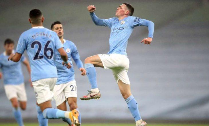 Manchester City mposht Brighton-in