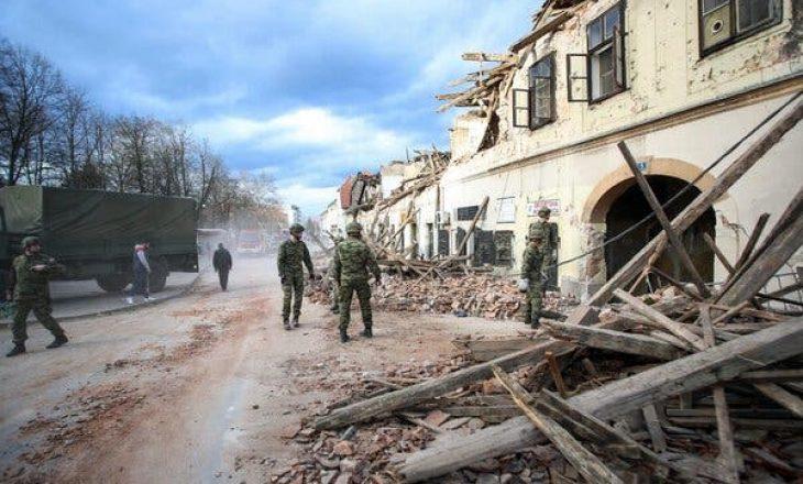 Kroacia goditet edhe nga dy tërmete tjera