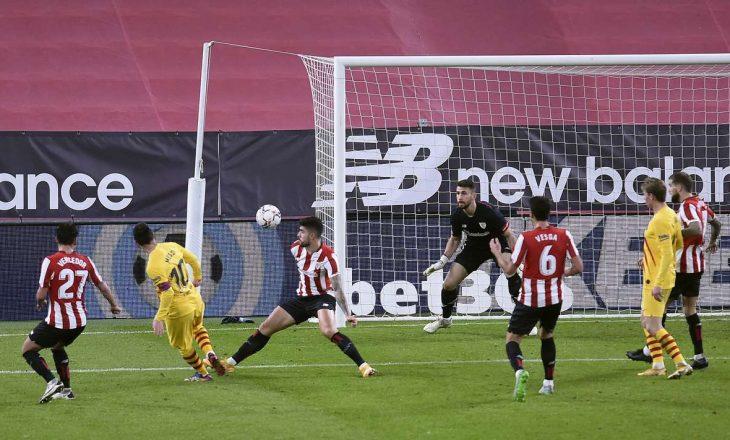 Barcelona shënon fitore të rëndësishme te Bilbao