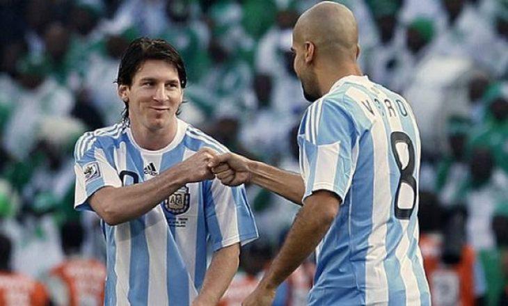 Veron: Messi transferohet te Inter nëse bindet nga Javier Zanetti