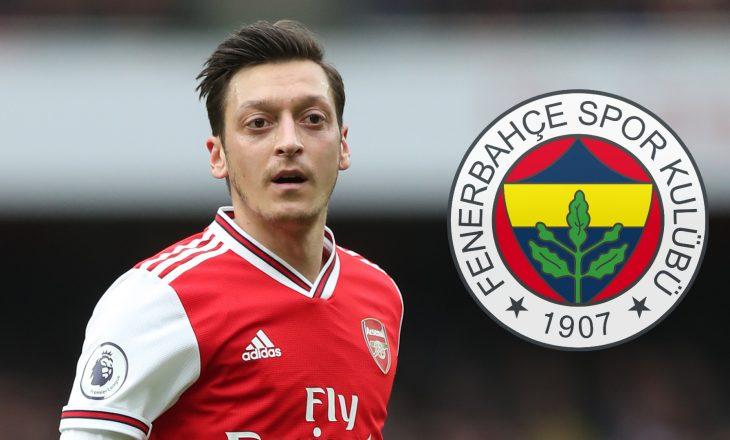 Mesut Ozil me transferimin te Fenerbahçe do të mbajë fanellën me numër 67