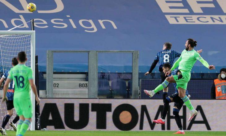 Kupa e Italisë: Lazio vs Atalanta – shënojnë Muriqi dhe Gjimshiti