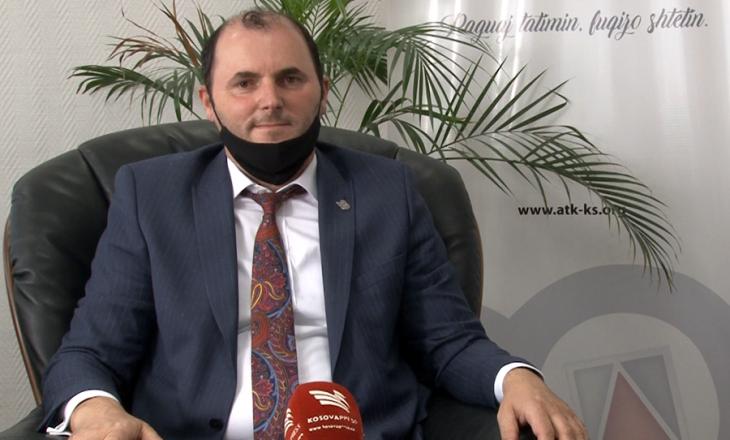 Hoti e shkarkon për herë të dytë ish-drejtorin e ATK-së, Ilir Murtezaj