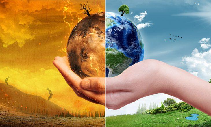 """""""Shansi i fundit për të shmangur pasojat nga ndryshimet klimatike"""""""