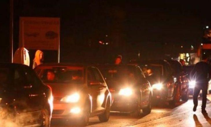 Deri në dy orë pritje për të dalë nga Kosova