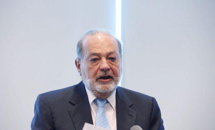 Njeriu më i pasur në Amerikën Latine infektohet me COVID-19