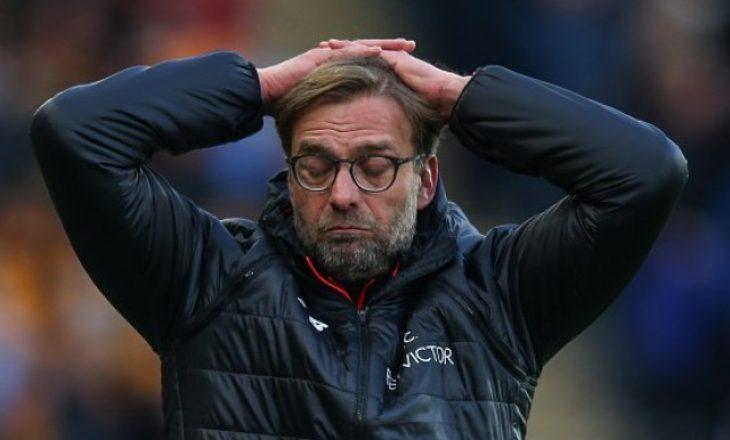 Nuk ndalen lëndimet tek Liverpool