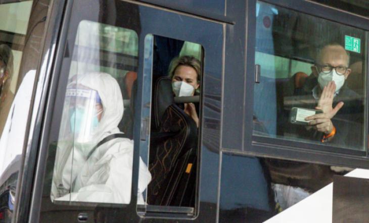 Arrijnë në Kinë ekspertët e OBSH-së që do ta hetojë origjinën e Coronavirusit