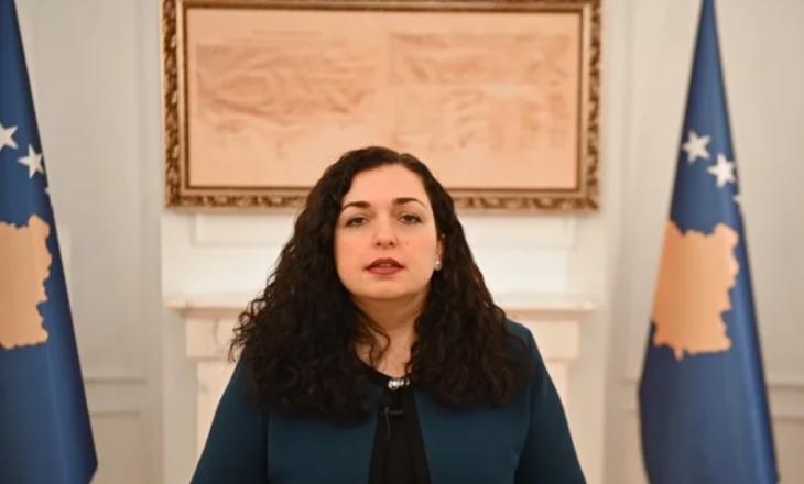 Osmani përshëndetë marrëdhëniet diplomatike mes Kosovës dhe Izraelit