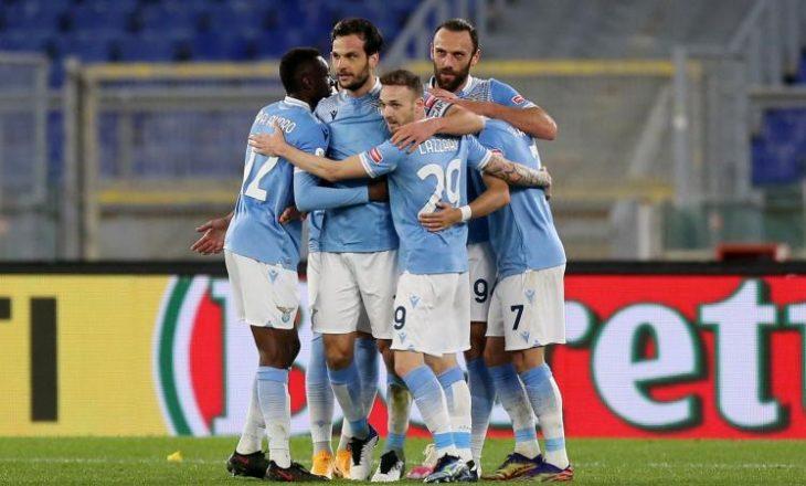 Goli i Muriqit kualifikon Lazion në fazën tjetër të Kupës së Italisë