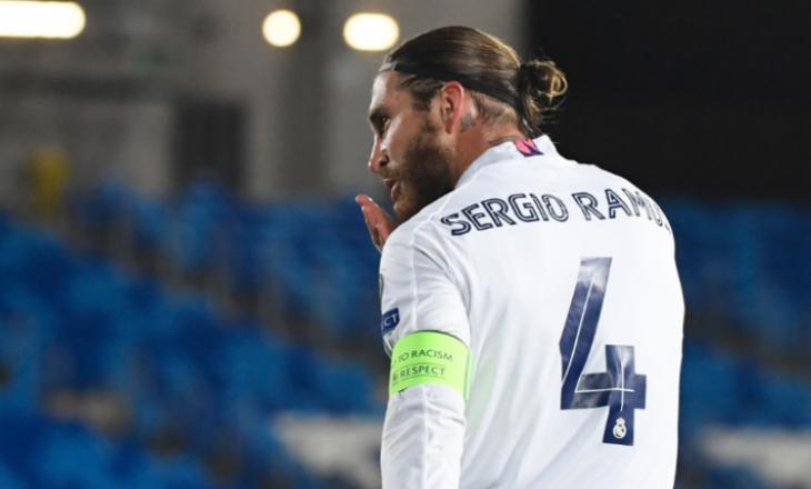 Nuk dihet e ardhmja e Ramos në Real Madrid, klubi nuk përmbush kërkesat e tij