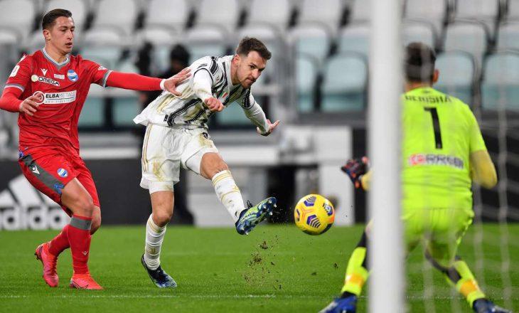 Juventus mposht Spal-in në kupë, në gjysmëfinale e pret Inter