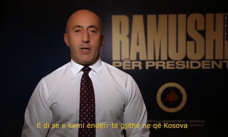 Haradinaj: Duhet ta dërgojmë Kosovën përpara