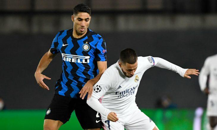 Inter-i i ka mbetur borxh Real Madrid-it