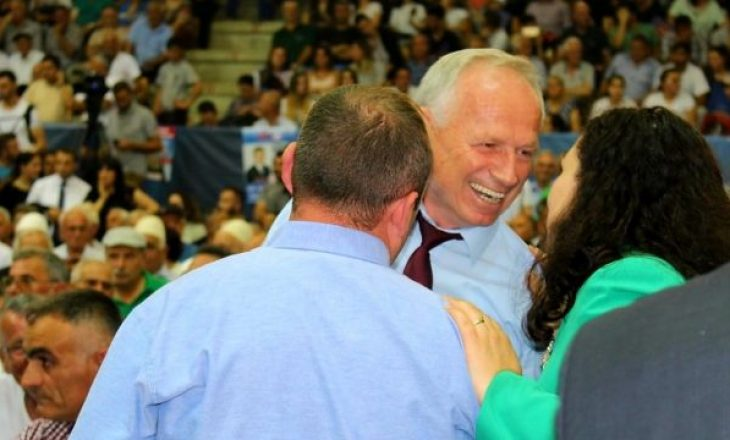 Rexhepi mbetet në LDK: Me Vjosën jemi përshëndetur